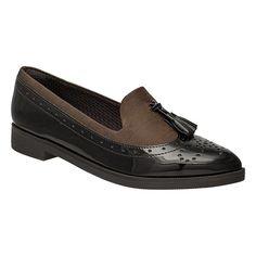 Sapato Salto Baixo com Barbicachos | Piccadilly