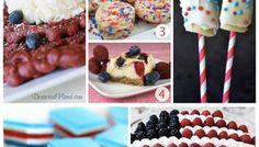 10 Fourth of July Desserts