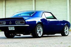 beautiful 68 Camaro
