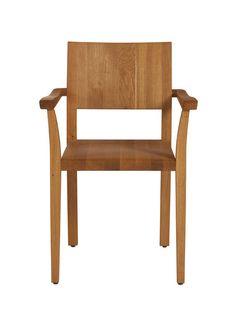 Wittmann Esszimmer Sessel Egon Massivholz Outdoor Chairs, Outdoor Furniture, Outdoor Decor, Home Decor, Contemporary Design, Steel, Table, Eten, Homemade Home Decor