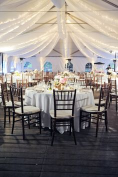 Pretty Tent Wedding Reception | photography by http://aldersphotography.com