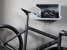 SHELFIE - home is where you hang your bike. by Juergen Beneke — Kickstarter