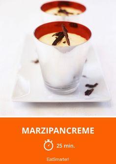 Marzipancreme - smarter - Zeit: 25 Min. | eatsmarter.de