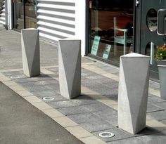 PAS68 Street Furniture from Safetyflex
