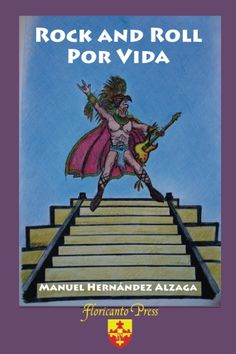 Rock and Roll Por Vida: Hispanics In Rock, Metal, and My Journey. By Manuel Hernandez Alzaga, ISBN: 978-1544896984 418 pages. $24.95 Hispanic Hard rock music book, Latinos--Heavy metal music book He looks at the cultural, social and religious aspects and contributions Hispanics have made to  Hard rock and Heavy metal Music: Blue Oyster Cult, Stryper, Quiet Riot, Ozzy, Dio, Whitesnake, Slaughter, Ted Nugent, Thin Lizzy, Hurricane, Armored Saint and Randy Castillo.