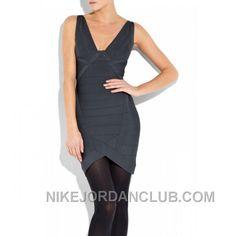 http://www.nikejordanclub.com/herve-leger-ari-novelty-v-neck-gray-bandage-dress-sdr099-top-deals.html HERVE LEGER ARI NOVELTY V NECK GRAY BANDAGE DRESS SDR099 TOP DEALS Only $113.00 , Free Shipping!