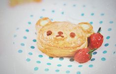 Find images and videos about cute, food and kawaii on We Heart It - the app to get lost in what you love. Cute Food, Good Food, Kawaii Dessert, Japanese Candy, Chocolate Frosting, Looks Yummy, Favim, Cakes And More, Delish