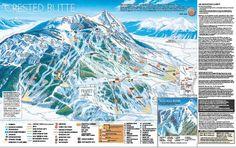 new style 79204 b0251 Crested Butte -- March 30, 2013 Colorado Snowboarding, Colorado Trail,  Colorado Ski