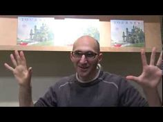 Candlewick's Five Questions (Plus One) with Aaron Becker - Illustrator of Journey and Quest.