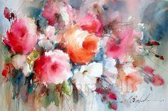 Цветы, цветы от Fabio Cembranelli: colormondays_ru