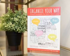 Organization isn't one-size-fits-all. Discover your own unique way of organizing with our book, Organize Your Way! SPECIAL OFFER: Now - April 29, purchase Organize Your Way through our Instagram bio link and be entered to win a FREE virtual organizing session with Kelly and Katie (a $149 value)!