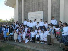 Foto: Sacramental Primaria 2013 - Barrio Cruz del Sur Fotografia, Pictures