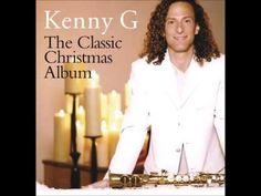 Kenny G Christmas Album Aunque el tiempo transcurra de prisa, la Navidad nos deja eternos instantes.