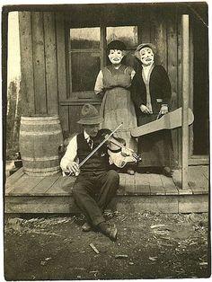 42 fotos antigas que mostram que seus bisavós eram mais bizarros que você | Não Salvo