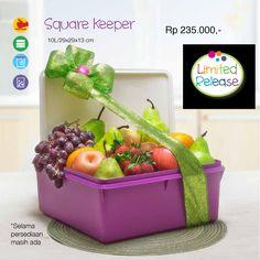 Square Keeper  10L/29x29x13 cm