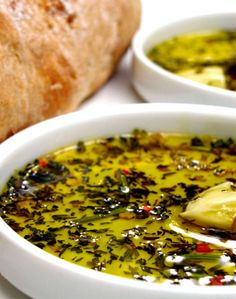 Italian Herb Dipping Oil Recipe - Food.com