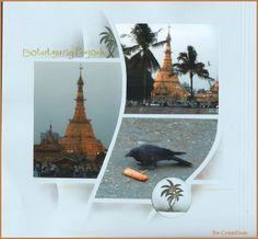 Balade au port (suite) Mini Albums, Animation, We, Savannah, Batman, France, Cards, Painting, Character