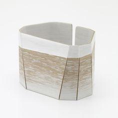 Color Project / white edition bracelet No.2/2011 http://juhosjanka.com/