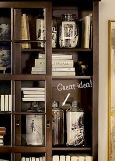place pictures in old jars