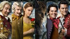 Beauty and the Beast gets 12 character posters for bus shelters