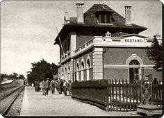 Bostancı Tren istasyonu - 1929