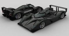 Le Mans prototype LMP1 Epsilon Euskadi 001