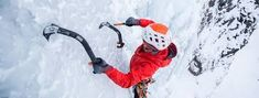 petzl ice climbing - Ricerca Google Band Camp, Ice Climbing, Colorado, How To Memorize Things, Winter, Forget, Outdoor, Google, Winter Time
