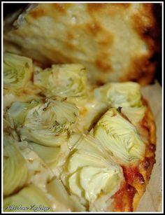 PIZZA 4 STAGIONI   Hoy vamos a preparar una rica pizza para la cena. ¿Os apetece? Muchas veces nos hacemos un lío con los ingredientes. La ...