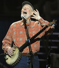 Pete Seeger will be missed