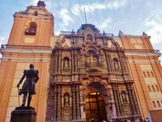 Iglesia La Merced PERÚ