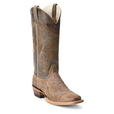 Ariat Catalina Women Pointed Toe Leather Brown Western Boot -- Check out this great image  at Boots Shoes board