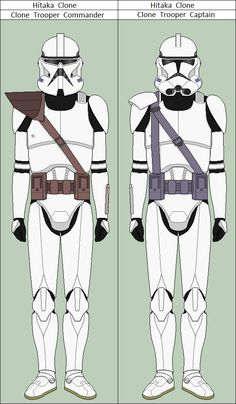 Clones from the Clone Wars Adventures comicbooks. Hitaka Clone Commander and Captain Star Wars Film, Star Wars Fan Art, Star Wars Clone Wars, Star Wars Pictures, Star Wars Images, Clone Wars Adventures, Star Wars Timeline, Galactic Republic, Star Wars Ships