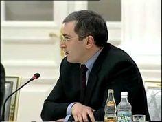 Диалог Ходорковского с Путиным незадолго до ареста