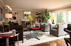 Designs glastisch sofas