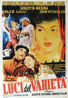 Luci del varietá (1950)