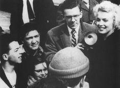 15/03/1956 Départ de NY et Arrivée à Phoenix - Divine Marilyn Monroe