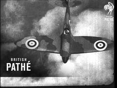 RAF pilots scramble to attack a formation of German bombers during the #BattleofBritain in this 1940 newsreel: https://youtu.be/y1Cb781uml8?list=PL3kG3TM8jFKgjfpHQHBroUvRT3booDivb