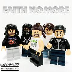 Faith No More LEGO Band