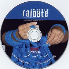 Adriafil DVD to show how to knit with your arms instead of needles