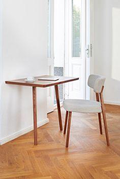 Marlon Home Desk von AXEL VEIT | Schreibtische
