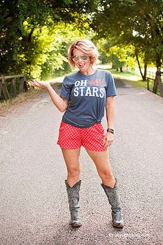 NEW Oh My Stars - Southern T-Shirt by Ruby's Rubbish $24