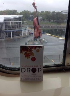#WhenAllBallsDrop an inspirational memoir with a powerful take-away is spotted in Sydney Harbor, Nova Scotia Canada. Where are you reading it? http://www.amazon.com/When-All-Balls-Drop-Everything/dp/1627871217/ref=cm_rdp_product #newbooks #inspiration