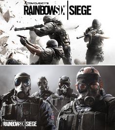 Games Keren PS4, Xbox & PC Windows Tom Clancy's Rainbow Six Siege