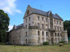 Schloß Rapunzel – The Abandoned Castle Reinhardsbrunn in the Heart of Germany – Abandoned Playgrounds