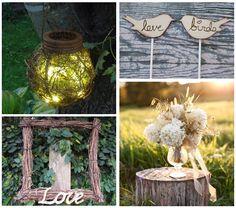 country winter wedding ideas | Wedding Themes – Summer, Autumn, Winter and Spring Wedding Ideas ...