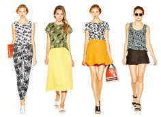 Lleva 4 nuevas tendencias en tus Tops | Moda Saga Falabella