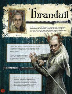Thranduil the Elven-king