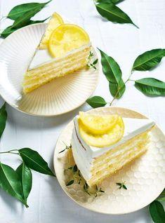 Ce gâteau est tellement bon, avec sa mie parfaitement moelleuse, qu'on n'a même pas besoin de le décorer pour l'apprécier.