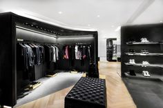 Givenchy store in Ocean Center, Hong Kong