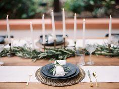 Photography: Kurt Boomer - www.kurtboomer.com  Read More: http://www.stylemepretty.com/2015/05/14/romantic-minimalism-wedding-inspiration/